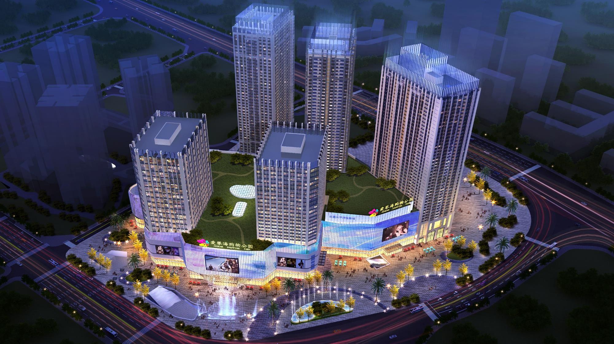 昆明瑞鼎城亚博体育官方网站地址购物公园
