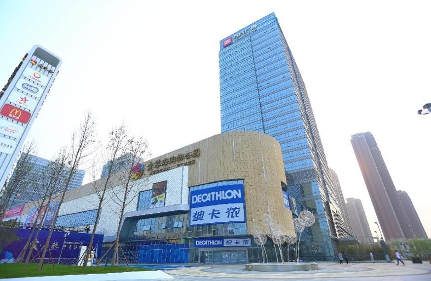 烟台万行亚博体育官方网站地址购物公园