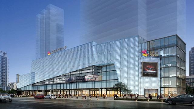 淮北亚博体育官方网站地址购物公园