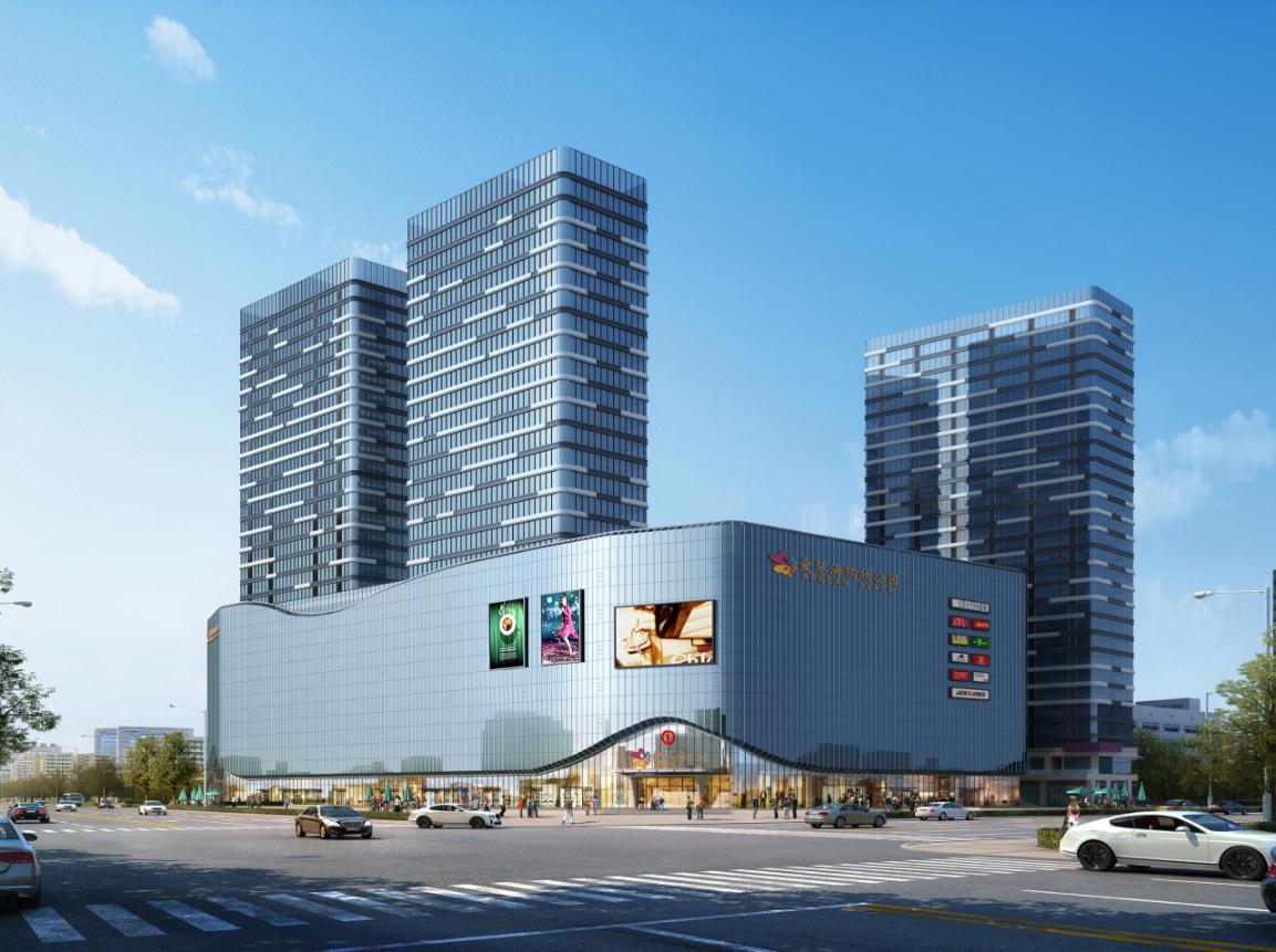 商丘凯旋亚博体育官方网站地址购物公园