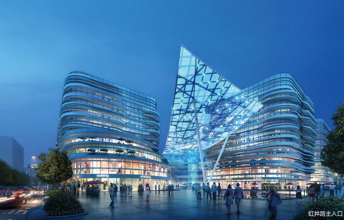 2014更新版】上海购物中心20年群星风云榜
